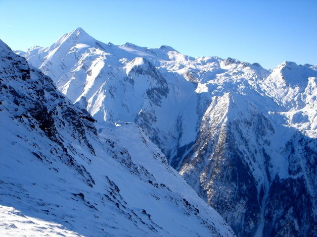 Foto: Manfred Karl / Ski Tour / Imbachhorn, 2470m / 21.12.2008 16:48:09