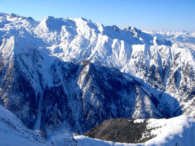Foto: Manfred Karl / Ski Tour / Imbachhorn, 2470m / 21.12.2008 16:47:56