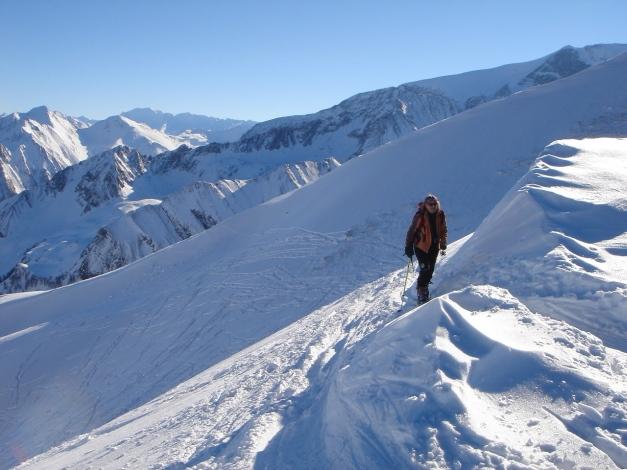Foto: Manfred Karl / Ski Tour / Imbachhorn, 2470m / 21.12.2008 16:47:42