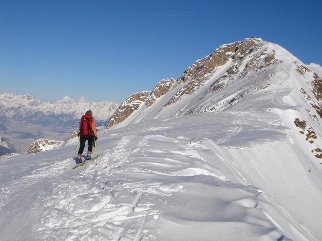 Foto: Manfred Karl / Ski Tour / Imbachhorn, 2470m / 21.12.2008 16:47:24