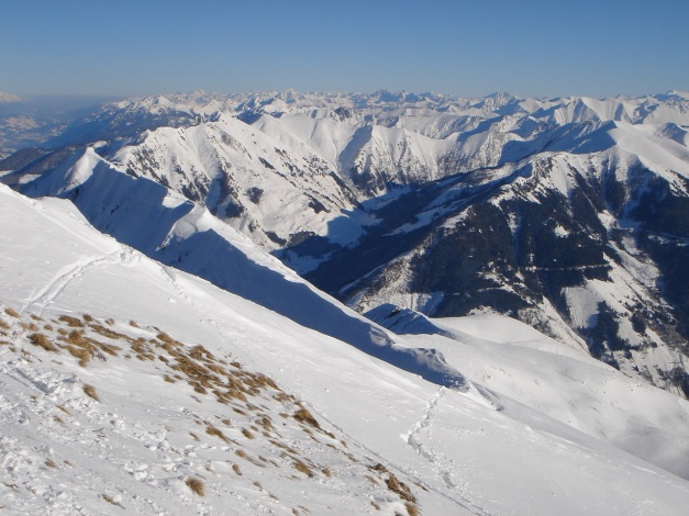 Foto: Manfred Karl / Ski Tour / Imbachhorn, 2470m / 21.12.2008 16:47:11