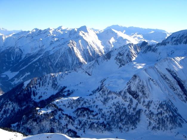 Foto: Manfred Karl / Ski Tour / Imbachhorn, 2470m / 21.12.2008 16:46:53