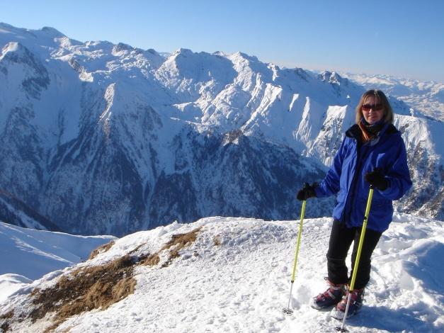 Foto: Manfred Karl / Ski Tour / Imbachhorn, 2470m / 21.12.2008 16:46:41