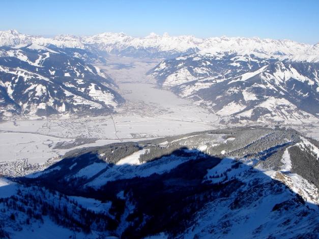 Foto: Manfred Karl / Ski Tour / Imbachhorn, 2470m / 21.12.2008 16:46:12