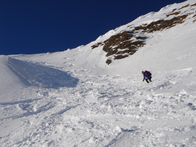 Foto: Manfred Karl / Ski Tour / Imbachhorn, 2470m / 21.12.2008 16:44:33