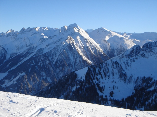 Foto: Manfred Karl / Ski Tour / Imbachhorn, 2470m / 21.12.2008 16:41:41