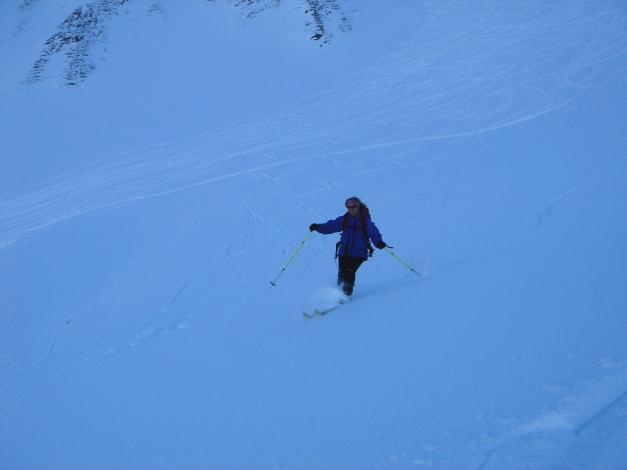 Foto: Manfred Karl / Ski Tour / Imbachhorn, 2470m / 21.12.2008 16:41:25