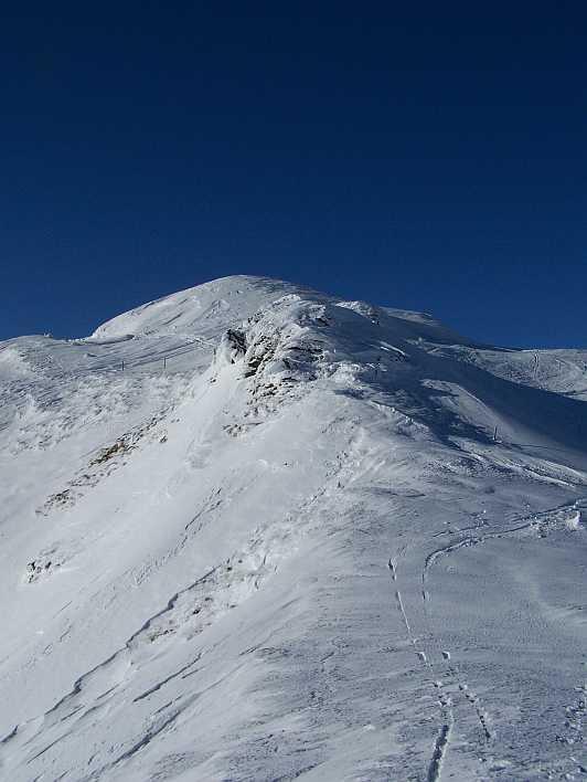 Foto: arniko / Ski Tour / Grubenkopf, 2337m - über die Seealm / 19.12.2007 22:01:46