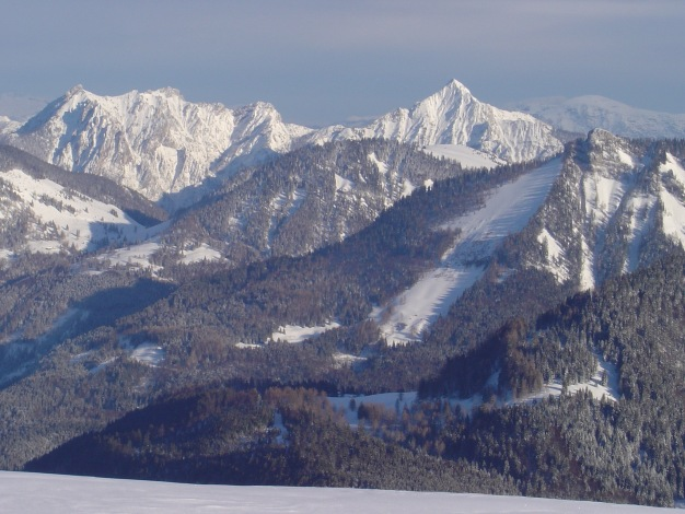 Foto: Manfred Karl / Ski Tour / Königsberghorn, 1621m / Rettenkogel - Bergwerkskogel - Rinnkogel / 19.12.2008 17:31:05