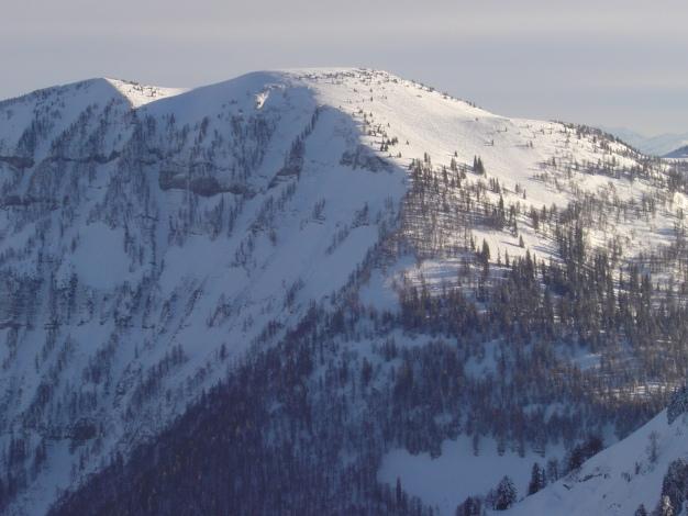 Foto: Manfred Karl / Ski Tour / Königsberghorn, 1621m / Hoher Zinken / 19.12.2008 17:30:24