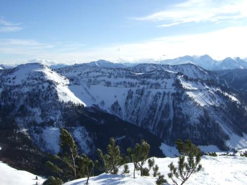 Foto: hofchri / Ski Tour / Gennerhorn, 1735m / 16.12.2008 19:40:15