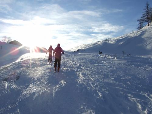 Foto: hofchri / Ski Tour / Gennerhorn, 1735m / 16.12.2008 19:40:28