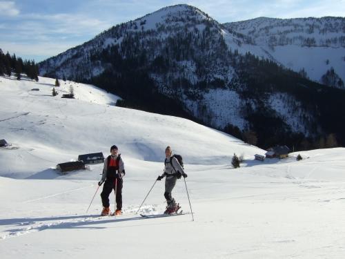 Foto: hofchri / Ski Tour / Gennerhorn, 1735m / 16.12.2008 19:40:34