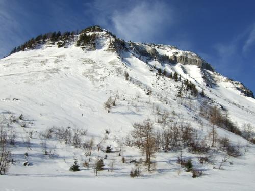 Foto: hofchri / Ski Tour / Gennerhorn, 1735m / 16.12.2008 19:40:47