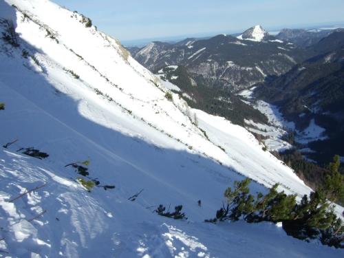 Foto: hofchri / Ski Tour / Gennerhorn, 1735m / 16.12.2008 19:41:00
