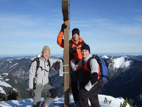 Foto: hofchri / Ski Tour / Gennerhorn, 1735m / 16.12.2008 19:41:06