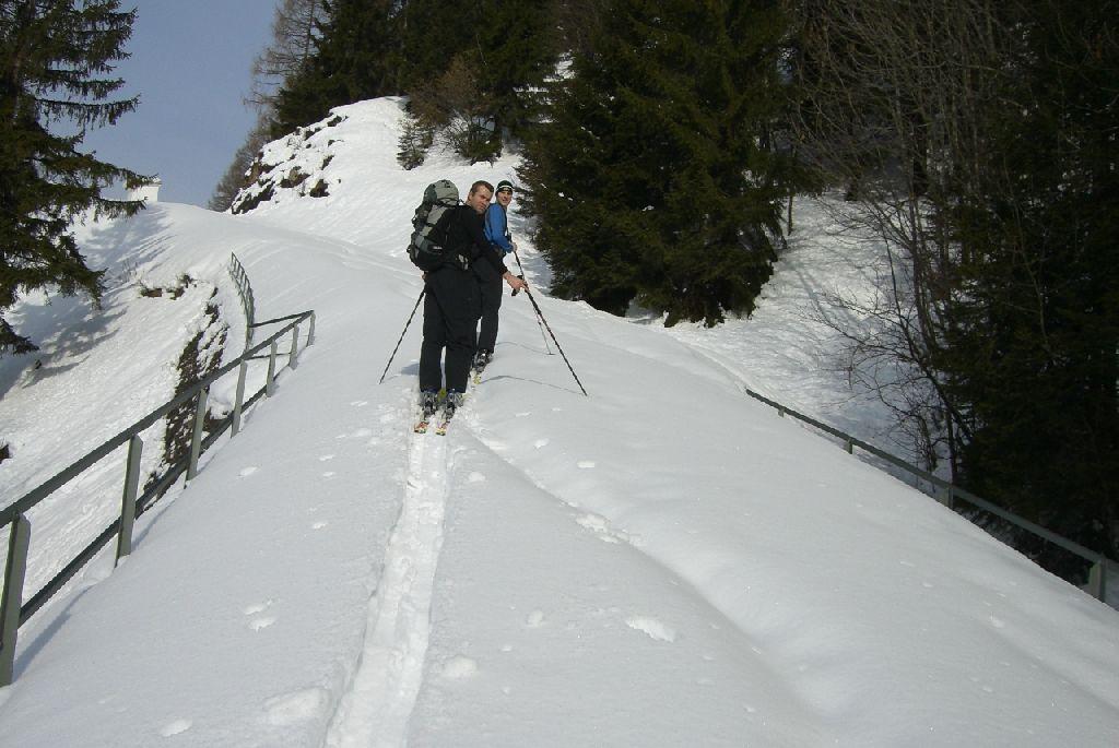 Foto: vbuebi2 / Ski Tour / Schafberg, 1782m / 15.03.2009 10:03:21