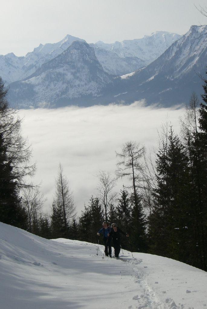 Foto: vbuebi2 / Ski Tour / Schafberg, 1782m / 15.03.2009 10:03:31
