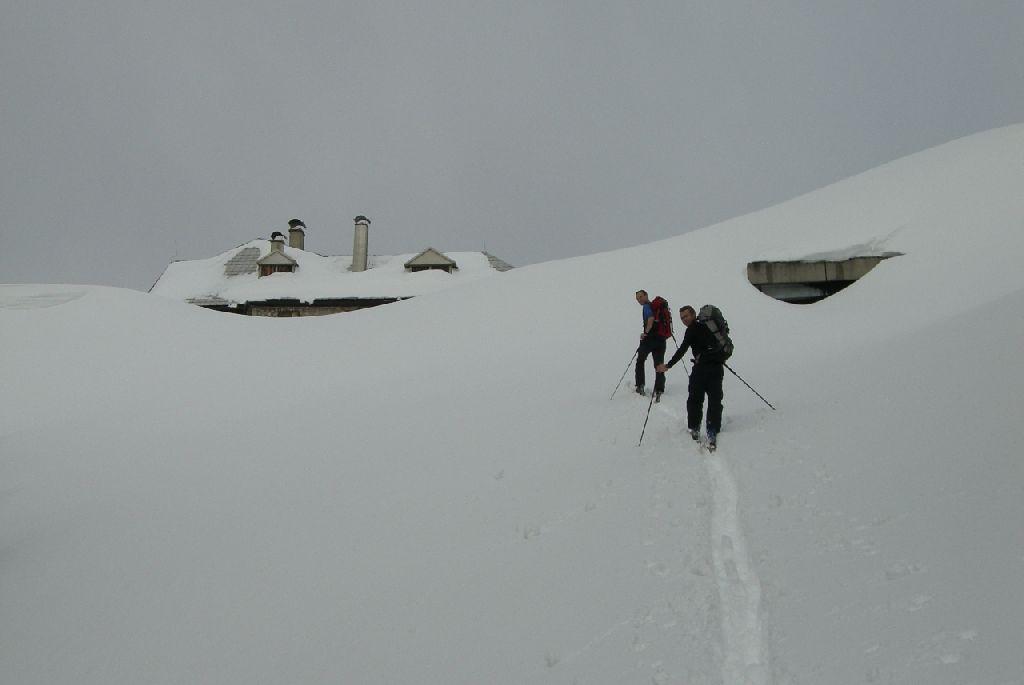 Foto: vbuebi2 / Ski Tour / Schafberg, 1782m / 15.03.2009 10:03:41