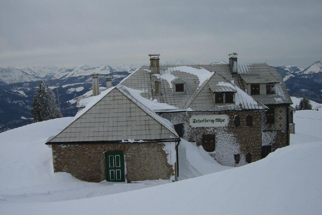Foto: vbuebi2 / Ski Tour / Schafberg, 1782m / 15.03.2009 10:03:52