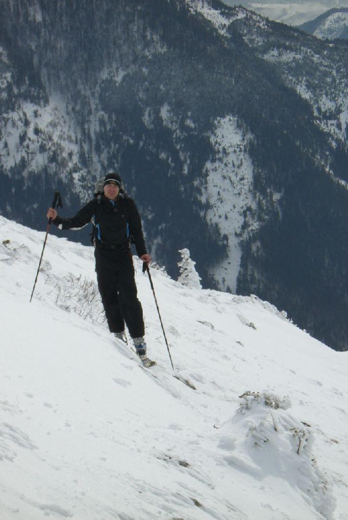 Foto: vbuebi2 / Ski Tour / Schafberg, 1782m / 15.03.2009 10:04:12