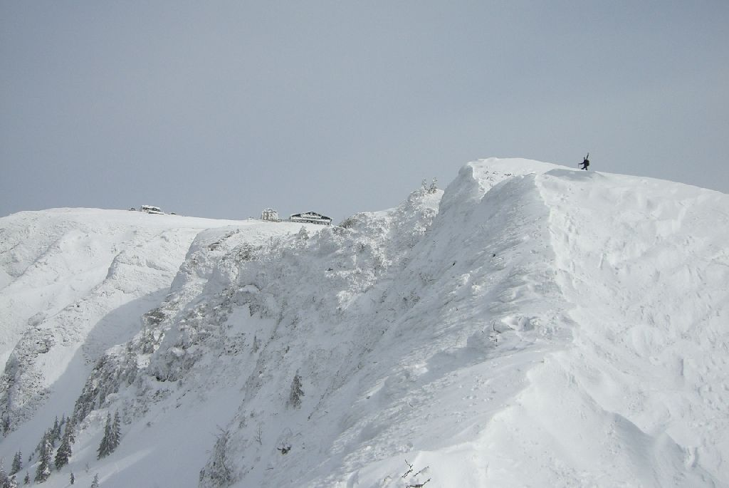 Foto: vbuebi2 / Ski Tour / Schafberg, 1782m / 15.03.2009 10:04:21