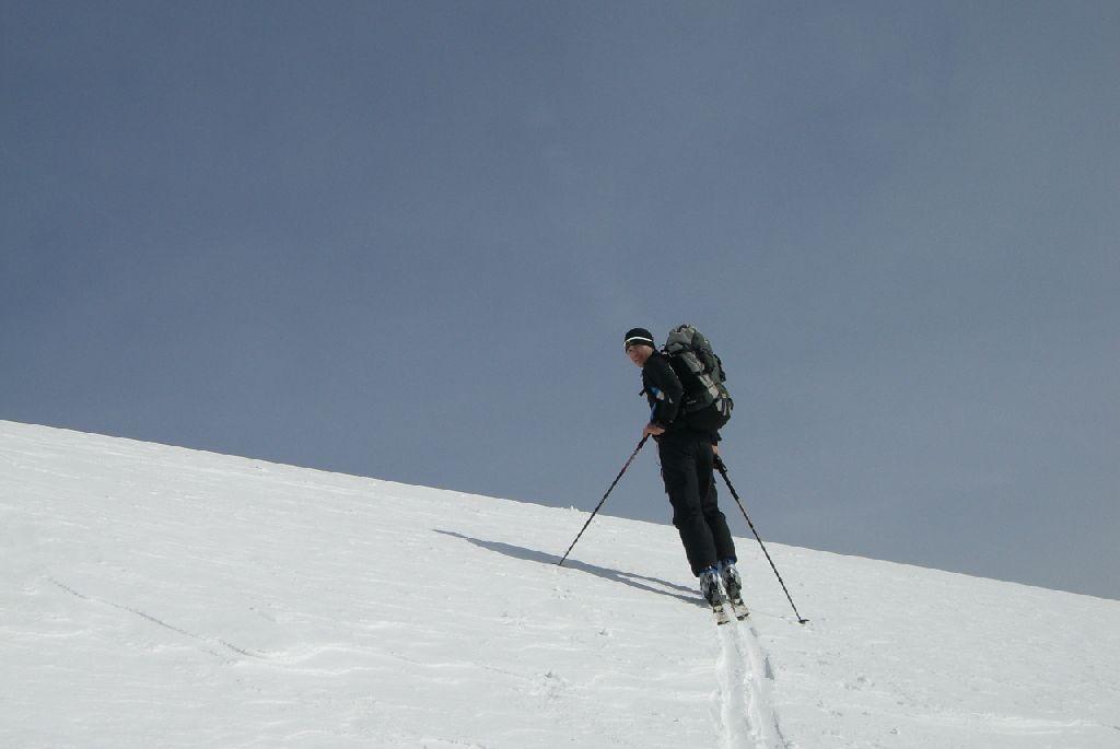 Foto: vbuebi2 / Ski Tour / Schafberg, 1782m / 15.03.2009 10:04:48