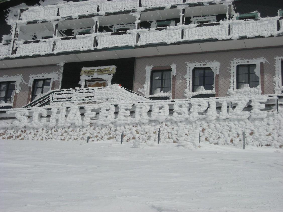 Foto: vbuebi2 / Ski Tour / Schafberg, 1782m / 15.03.2009 10:05:19