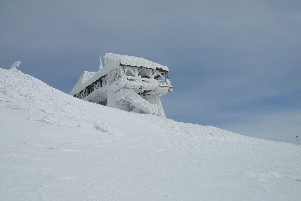 Foto: vbuebi2 / Ski Tour / Schafberg, 1782m / 15.03.2009 10:05:08