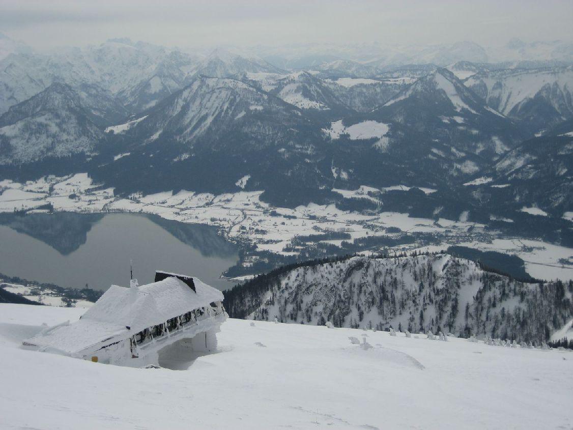 Foto: vbuebi2 / Ski Tour / Schafberg, 1782m / 15.03.2009 10:06:02