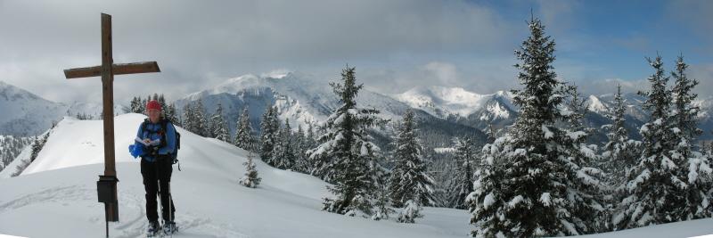 Foto: namaste / Skitour / Gscheideggkogel, 1788m / 15.02.2008 20:48:33