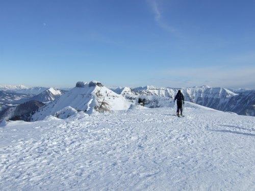 Foto: hofchri / Skitour / Schlenken (über Jägernase) / 08.01.2009 20:26:41