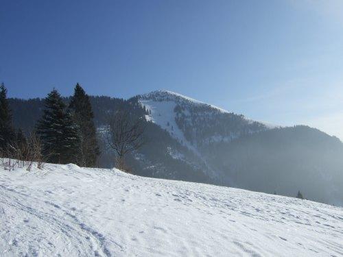 Foto: hofchri / Skitour / Schlenken (über Jägernase) / Blick zum Schlenken / 08.01.2009 20:25:54