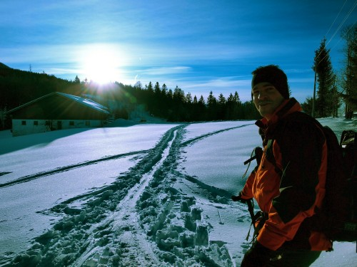 Foto: hofchri / Skitour / Schlenken (über Jägernase) / 22.12.2008 20:00:38