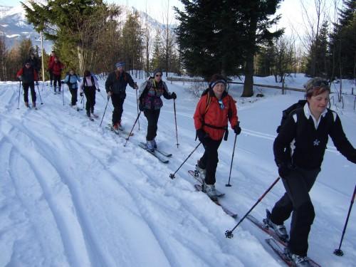 Foto: hofchri / Skitour / Schlenken (über Jägernase) / 22.12.2008 20:00:43