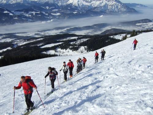 Foto: hofchri / Skitour / Schlenken (über Jägernase) / 22.12.2008 20:00:49