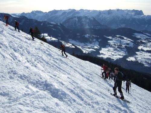 Foto: hofchri / Skitour / Schlenken (über Jägernase) / 22.12.2008 20:01:01