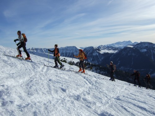Foto: hofchri / Skitour / Schlenken (über Jägernase) / 22.12.2008 20:01:06