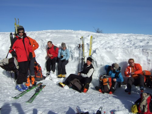 Foto: hofchri / Skitour / Schlenken (über Jägernase) / 22.12.2008 20:01:10