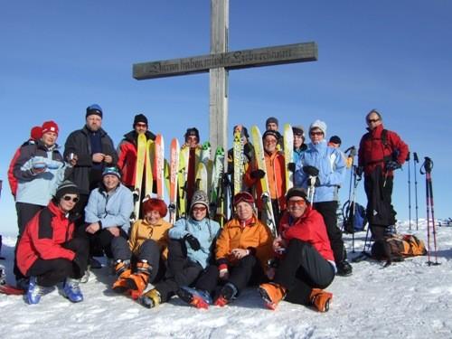 Foto: hofchri / Skitour / Schlenken (über Jägernase) / 22.12.2008 20:01:15