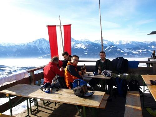 Foto: hofchri / Skitour / Schlenken (über Jägernase) / 22.12.2008 20:01:20
