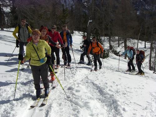 Foto: hofchri / Ski Tour / Große Kesselspitze, 2351m / 21.12.2008 14:31:25