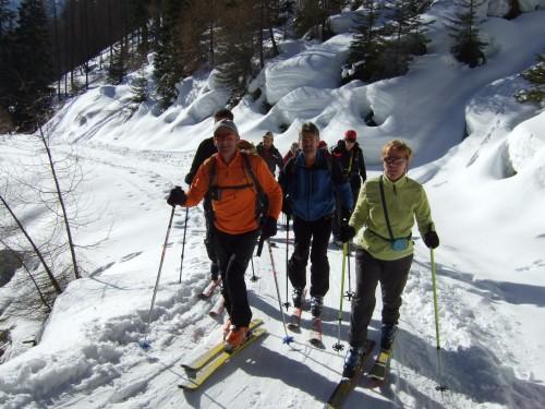 Foto: hofchri / Ski Tour / Große Kesselspitze, 2351m / 21.12.2008 14:31:30