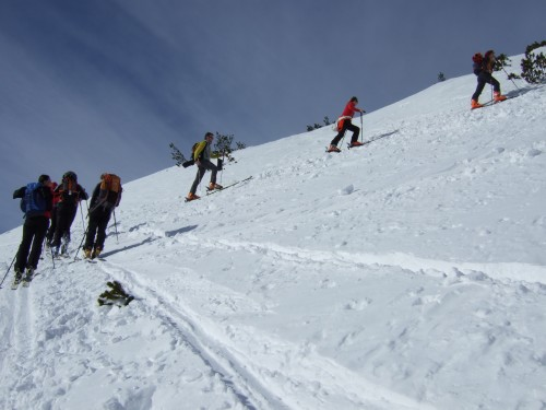 Foto: hofchri / Ski Tour / Große Kesselspitze, 2351m / 21.12.2008 14:31:36