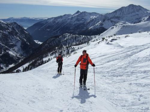 Foto: hofchri / Ski Tour / Große Kesselspitze, 2351m / 21.12.2008 14:31:45