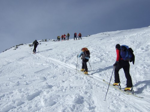 Foto: hofchri / Ski Tour / Große Kesselspitze, 2351m / 21.12.2008 14:31:50