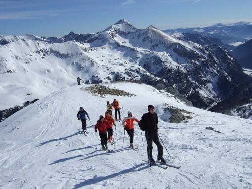Foto: hofchri / Ski Tour / Große Kesselspitze, 2351m / 21.12.2008 14:31:54
