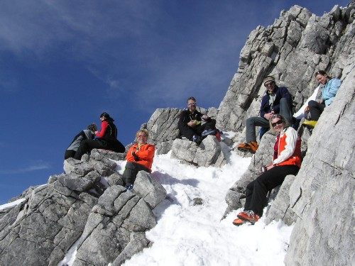Foto: hofchri / Ski Tour / Große Kesselspitze, 2351m / 21.12.2008 14:32:04