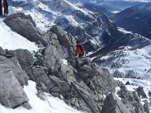 Foto: hofchri / Ski Tour / Große Kesselspitze, 2351m / 21.12.2008 14:32:10