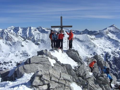 Foto: hofchri / Ski Tour / Große Kesselspitze, 2351m / 21.12.2008 14:32:15